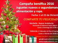Humanitarian Christmas Campaign