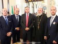 Presentation of International Spanish-Russian Forum in Malaga