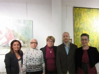 Art Gallery by Fabiola Sorolla at The Egyptian Institute of Islamic Studies