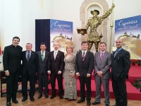 Princes of Rurikovich invited for Universal Lecture of Quijote