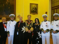 Investiture of The Sovereign Order of Saint John of Jerusalem – Knights of Malta